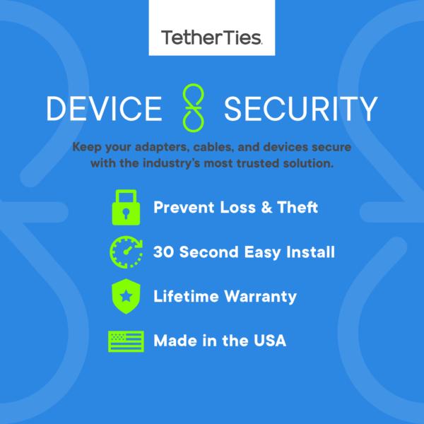 TetherTies DIY Benefits